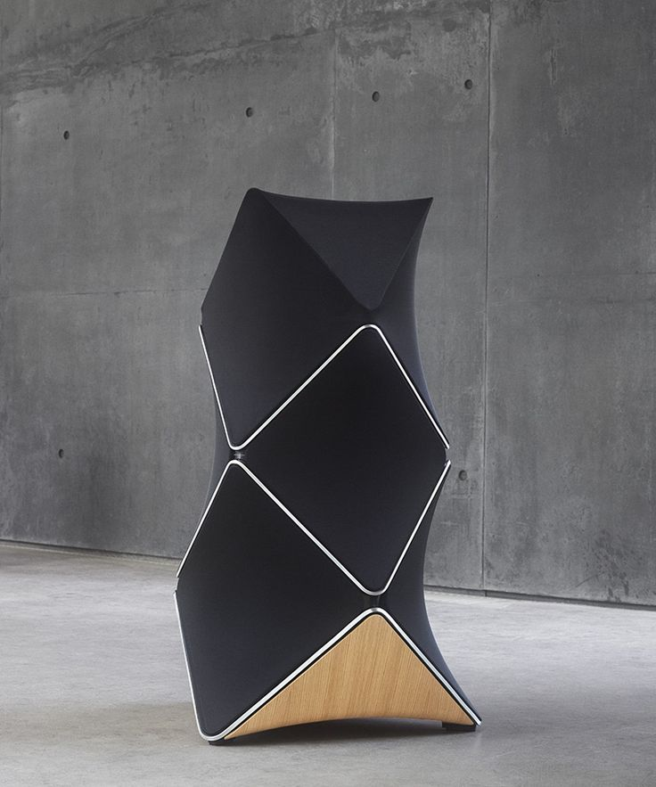 """""""Total freedom. No limits. That was the brief given to our acoustics department, as they were tasked with creating their wildest dream."""" Read the full story at http://www.bang-olufsen.com/en/stories/the-future-of-sound"""