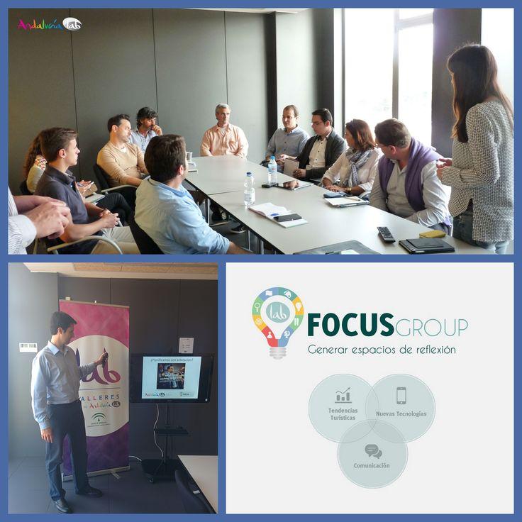 #FocusGroup en Andalucía Lab, conclusiones de un #emprendedor