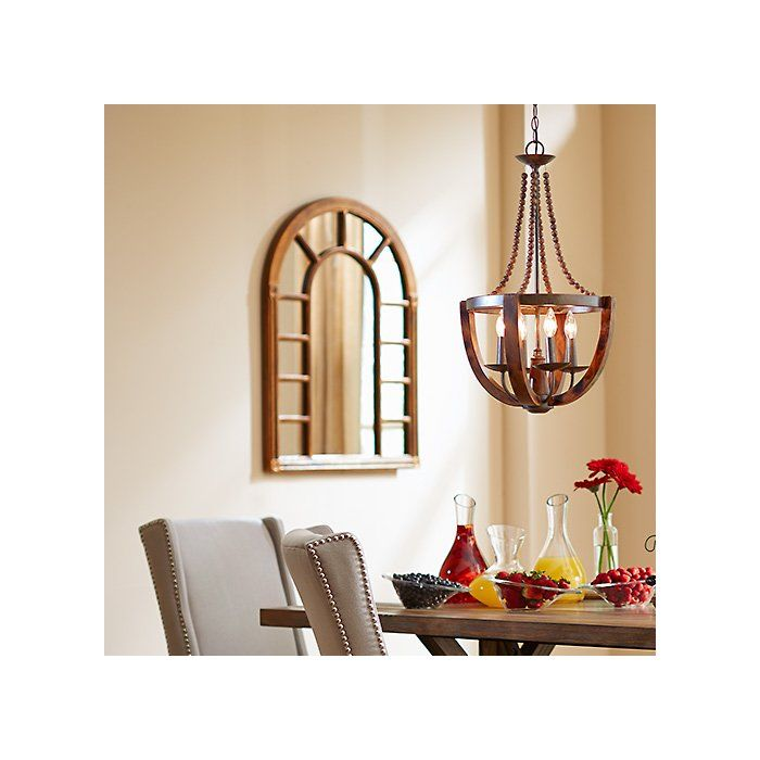 Cathedral Arched Oversized Wall Mirror | Joss & Main