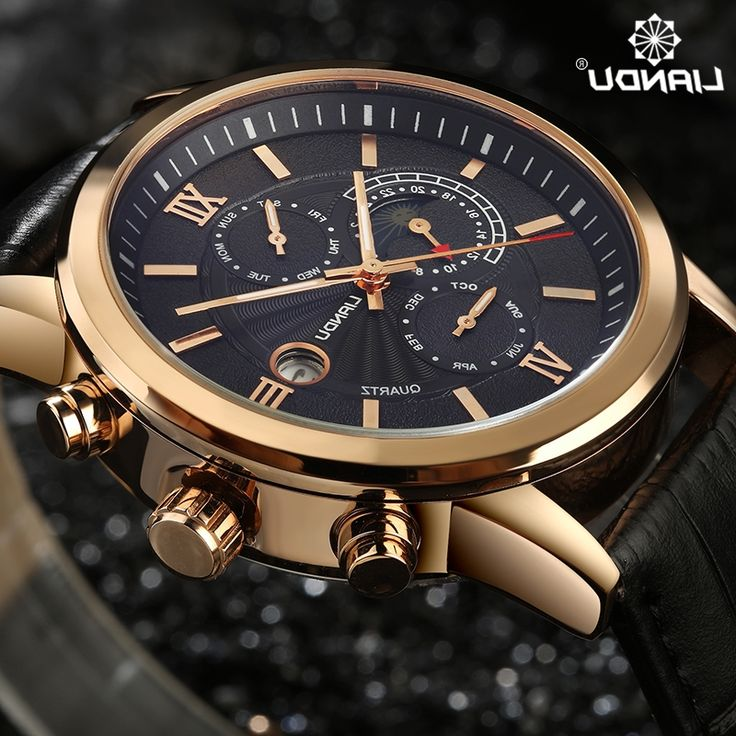 26.99$  Watch now - https://alitems.com/g/1e8d114494b01f4c715516525dc3e8/?i=5&ulp=https%3A%2F%2Fwww.aliexpress.com%2Fitem%2F2017-Mens-Watches-Top-Brand-Luxury-LIANDU-Fashion-Leather-Strap-Quartz-Watch-Mechanical-Roman-Numerals-Calendar%2F32775429853.html - 2017 Mens Watches Top Brand Luxury LIANDU Fashion Leather Strap Quartz-Watch Mechanical Roman Numerals Calendar Men Wristwatches 26.99$