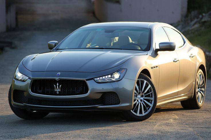 2014 Maserati Ghibli HD Wallpaper