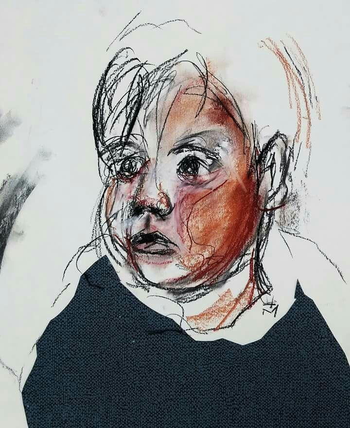 Portrait by tasos bousdoukos