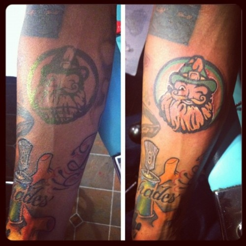11 best images about detroit tattoos on pinterest wheels for Detroit d tattoo