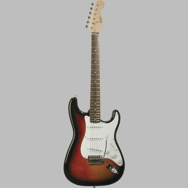 Fender - Squier Bullet Strat RW BSB Brown Sunburst : E-Gitarren