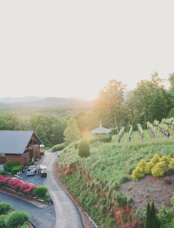 Five Must-Try North Georgia Wineries — Eide Magazine. Dahlonega, Georgia.