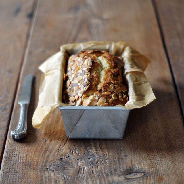 poundcake long Cream Cheese Pound Cake with Cardamom, Vanilla and ...
