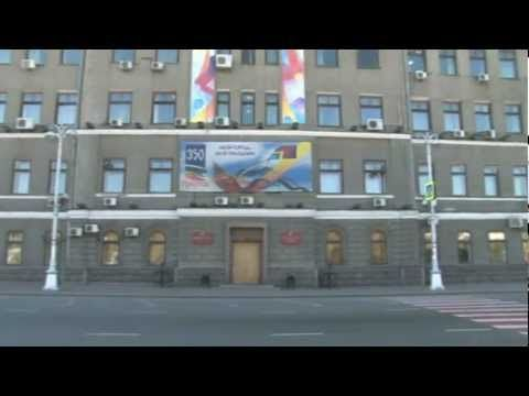 Иркутская городская дума. Небольшая видео-зарисовка от студии Токат. 2012 год, съемка и монтаж - мои. Не судите за качество - снимали на полное бревно(((