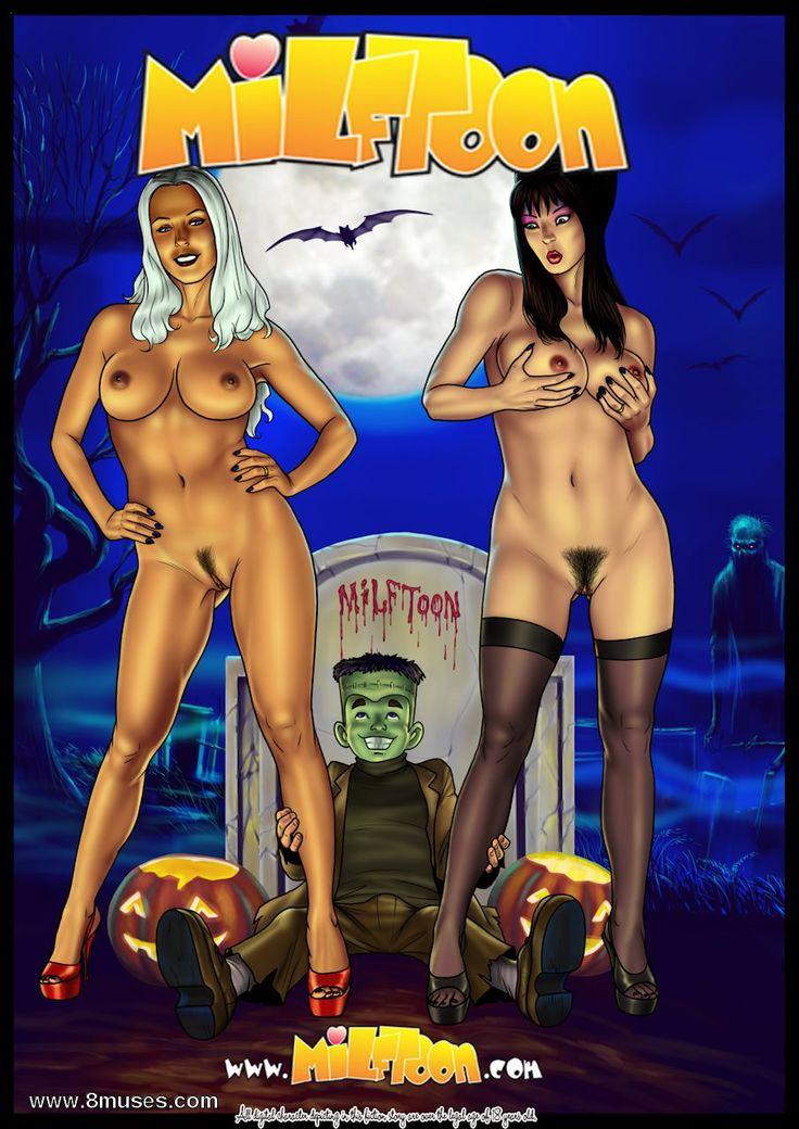Page 2 | milftoon-comics/fright-night | 8muses - Sex Comics