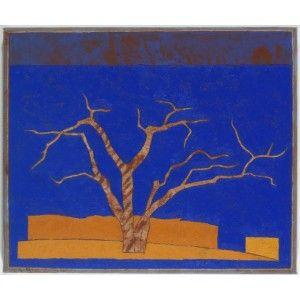 "Barcelona Art Market ""Landscape 6""  Technique: OIL on canvas Artist: RAMÓN HERREROS Size: 46 x 55 cm / 18.1 x 21.7 #painting"