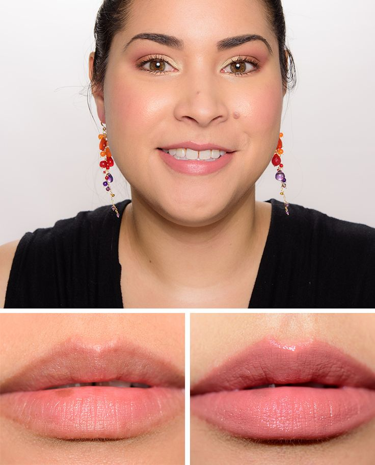 MAC Hug Me Lipstick Review & Swatches