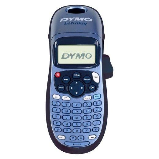 Dymo® Letra Tag 100H Label Maker : Target