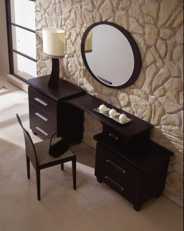 Contemporary vanities for bedrooms  Exotic and Glamorous Italian Bedroom Decoration with 112 best dressing area ideas images on Pinterest