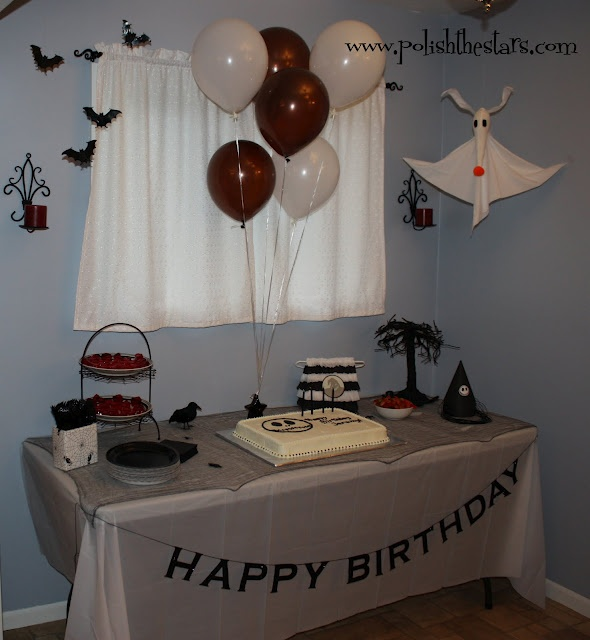 19 best nightmare before christmas birthday party images on ...