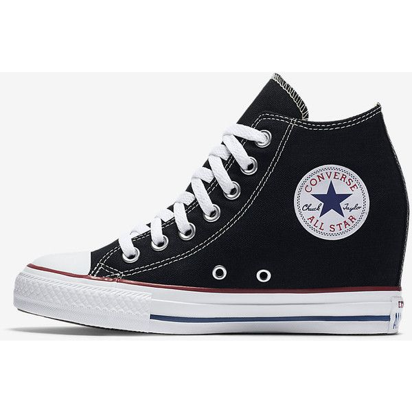 Converse Chuck Taylor All Star Lux Wedge Mid Women's Shoe. Nike.com (205