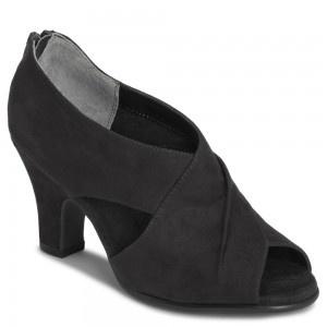 Aerosoles Gintle Soul Black Fabric, a Pump Shoe for Women