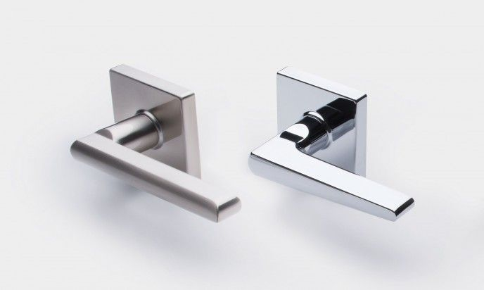 Taymor Equinox and Vega lever, now with square rose
