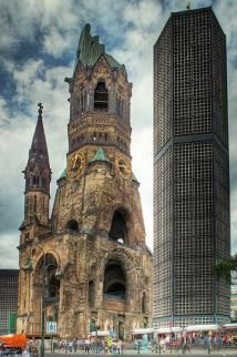 Memoral Church in Berlin - daAlex