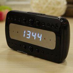 #Banggood Беспроводной 1080p ночного видения обнаружения движения скрытая камера будильник (969326) #SuperDeals