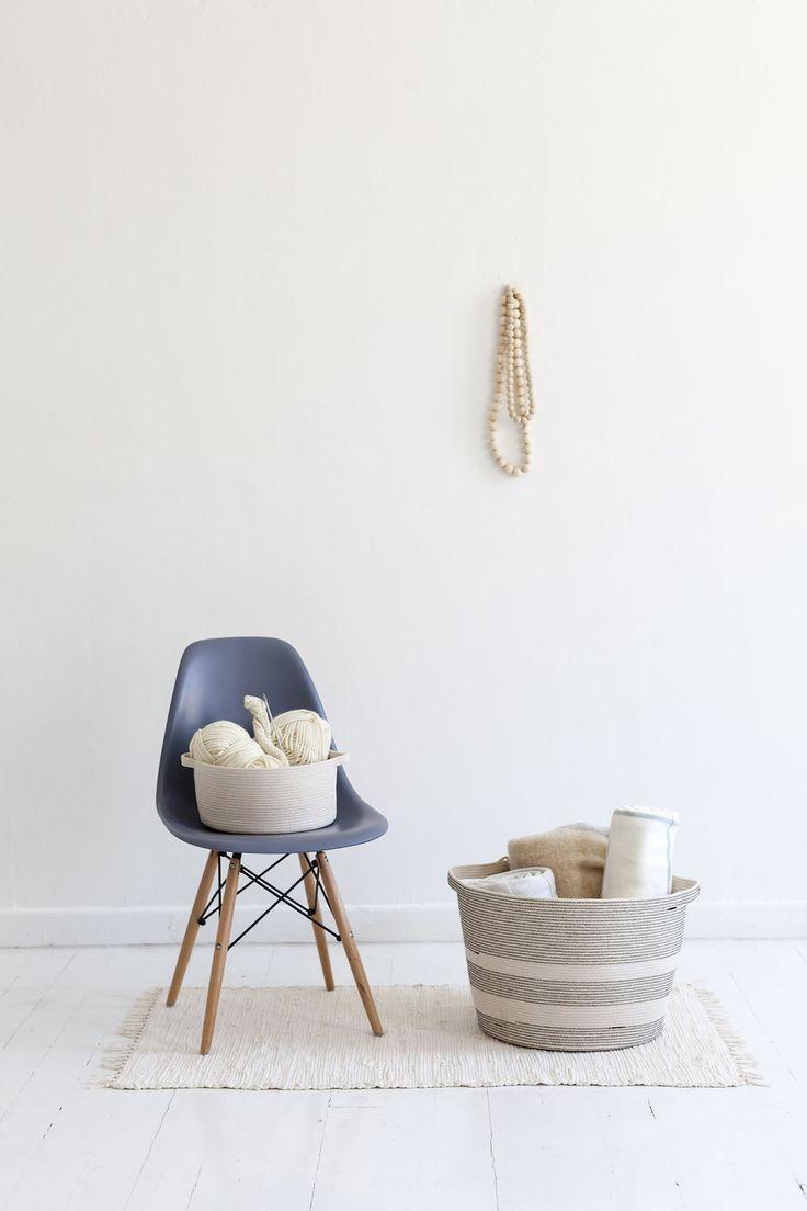 Basket design by Mia Mélange