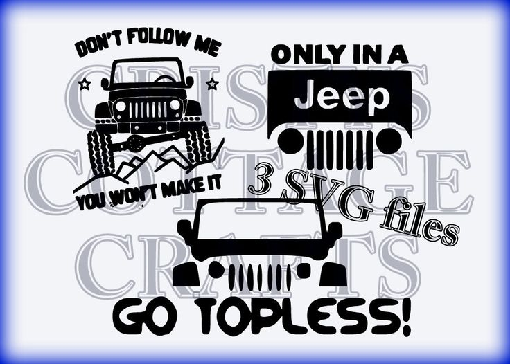 Jeep Svg Files Etsy And Jeeps