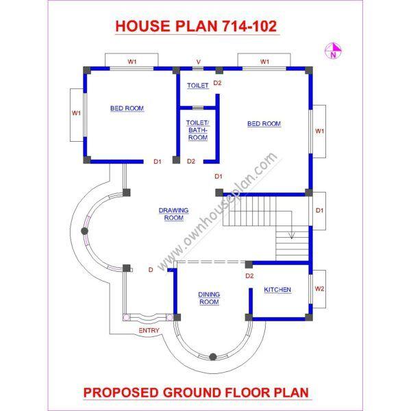 Pin By Taj Afridi On 5 Marla V Good Plan House Plans Floor Plans Online Ground Floor Plan