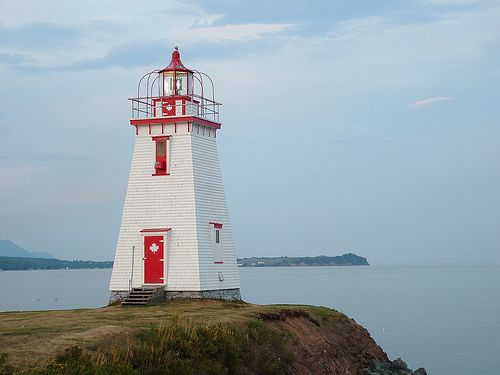 Phare de Dalhousie - Nouveau-Brunswick