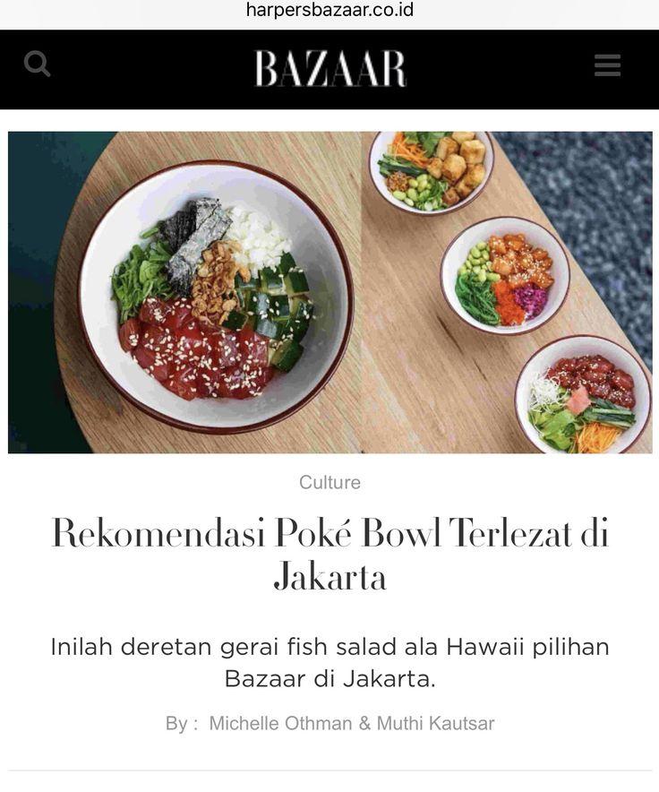 food recommendation article for Harper's Bazaar website