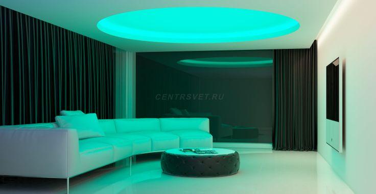 Светодиодная лента DreamLED CHAMELEON PLATINUM - стильный и запоминающийся элемент интерьера.