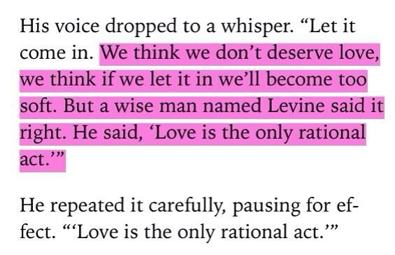 "From ""Tuesdays with Morrie"""