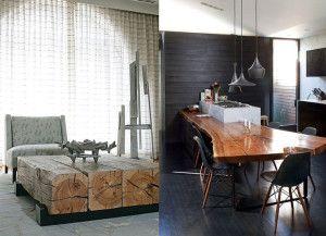 Ecco 15 tavoli in legno naturale davvero molto originali che vi sorprenderanno per bellezza ed unicità, perfetti per salotti, sale da pranzo o ambienti esterni