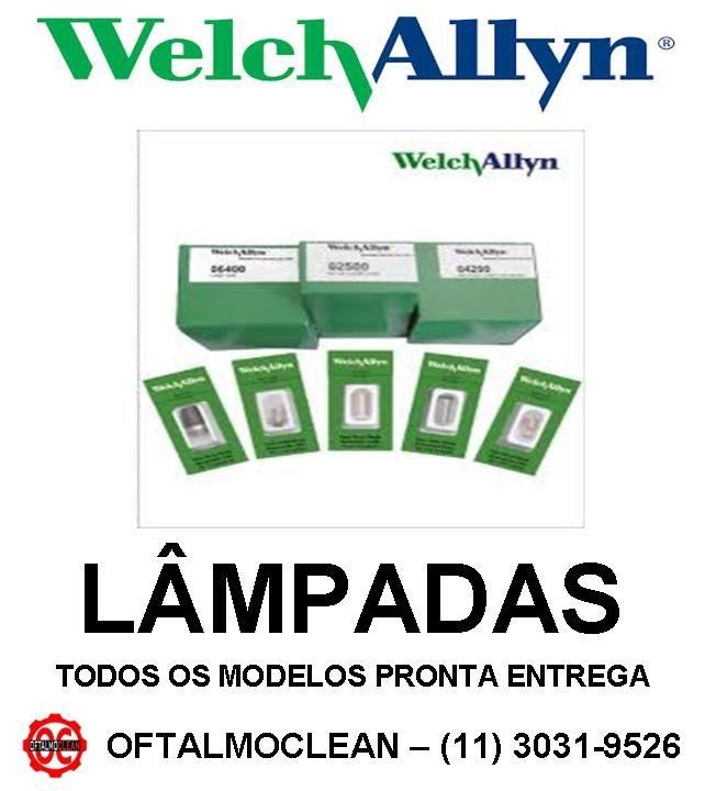 Oftalmoclean Lampadas Welch Allyn 08200 04900 03100 02800 03400 01200 Diretas E Indiretas Dermatologia Cidades Do Brasil