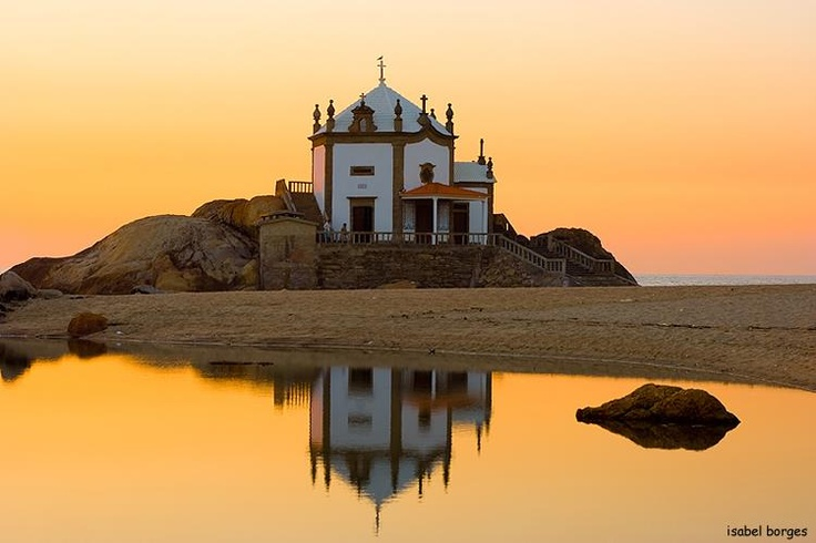Capela do Senhor da Pedra (chapel) - Vila Nova de Gaia, Oporto, Portugal