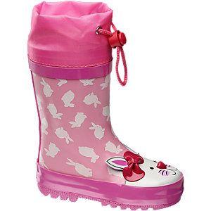 Cortina #Gummistiefel pink für Kinder