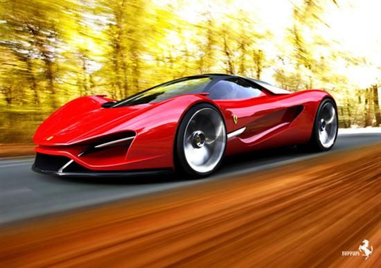 Ferrari Xezri Concept Car | Cars show  ... Para ir ahorrando! XD