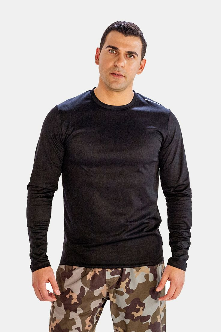 Buy Online #Workout #Shirts for #Men With Discounted Price at Alanic Activewear.