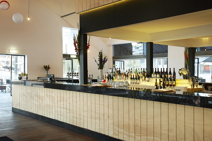 The Bridge's bar #swpromenade #melbourne #bar
