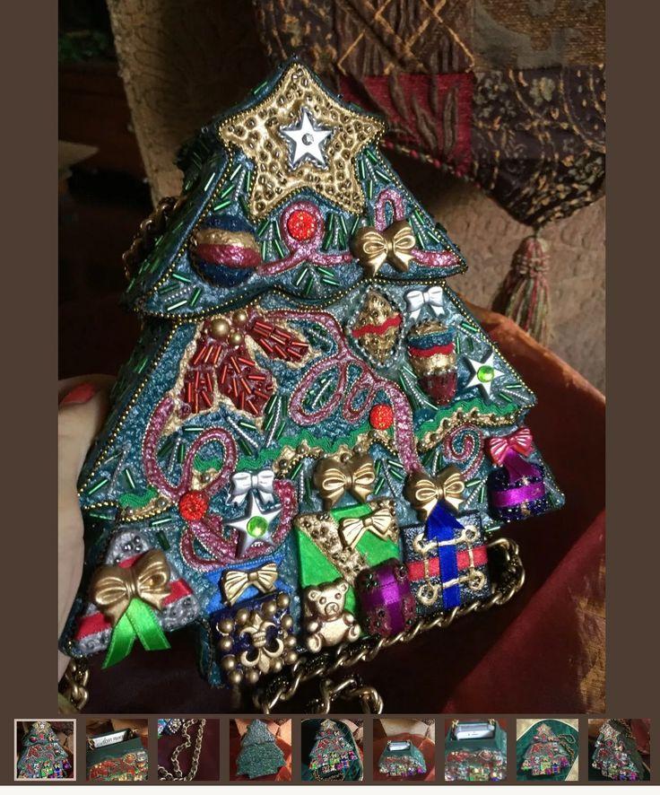 Mary Frances Christmas Tree