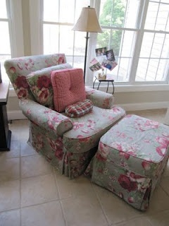 Sew Many Ways...: sewing room