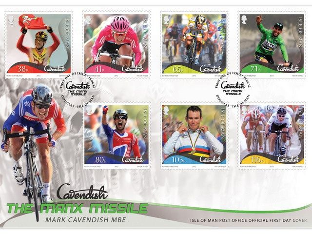 US Stamps First Day Covers | Cavendish Stamps First Day Cover | Sporting idols | Pinterest
