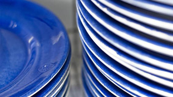 синяя посуда - Google Search