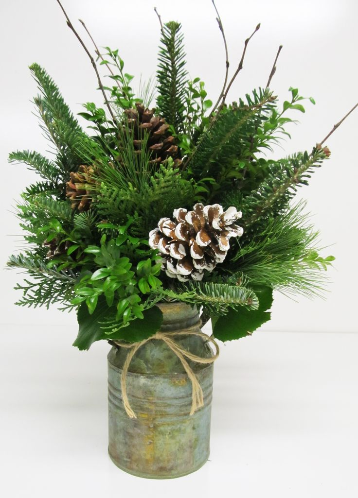 Best christmas greenery ideas on pinterest natural