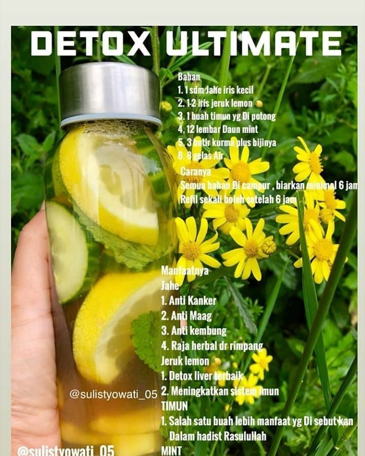 Leni Chan Di Instagram Coba Yang Ini Ultimatedetox Yang Penting Konsisten Ya Biar Hasilnya Lebih Terasa Resepj Minuman Sehat Obat Alami Resep Diet