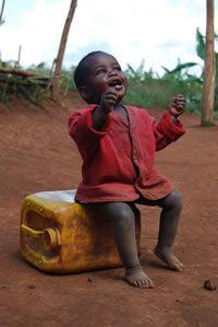 Innocente joie de l'enfance