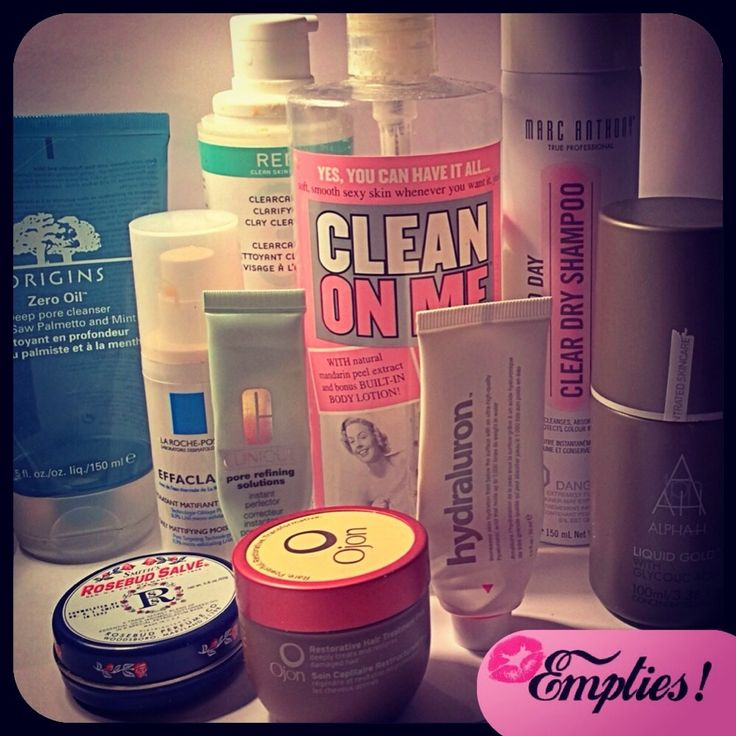 #empties #blogpost #reviews  www.thesassyblogger.com