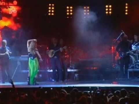 Anna Vissi - Alitissa Psixi Live [Summer Tour 2009 HQ] ALPHA TV - YouTube