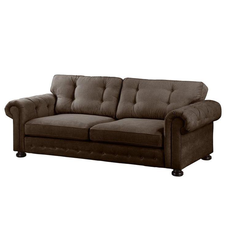 Die besten 25+ Microfaser couch Ideen auf Pinterest Wohnzimmer - wohnzimmer beige braun schwarz