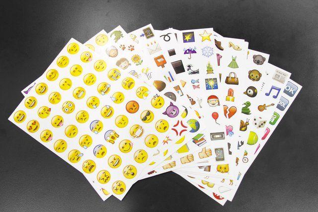 Fancy - iPhone Emoji Sticker Pack