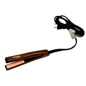 Remington Plancha Mini s2900 Mini plancha con cerámica de perlas trituradas perfecta para el flequillo y retoques, encaja perfectamente en su bolso ideal para viaje.