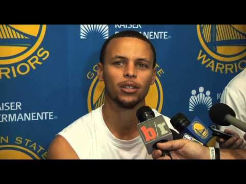 9.5.13 | Stephen Curry Interview