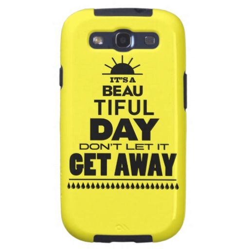 Positive Affirmation Samsung Galaxy S3 Case. #zazzle #samsunggalaxy #samsunggalaxyS3case